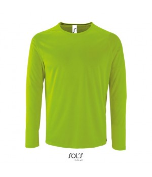 Long-Sleeve Sports T-Shirt...