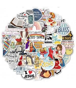 Kristne klistermærker
