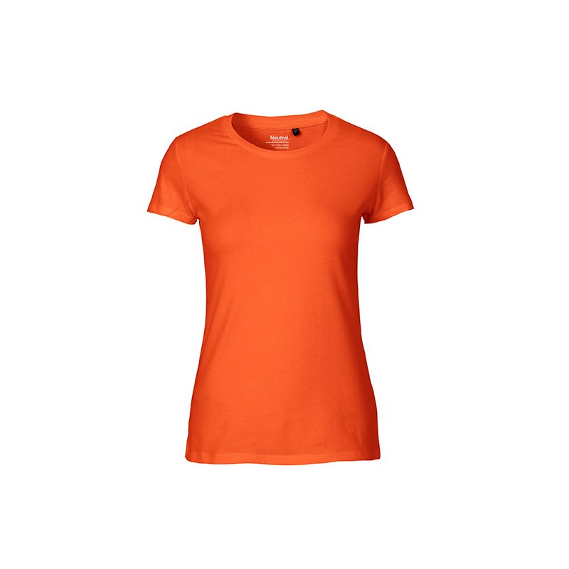 Tætsiddende T Shirt Dame