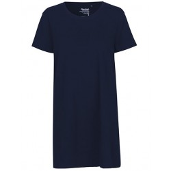 Neutral Lang T-Shirt - Dame