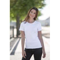 Interlock T-Shirt - Dame