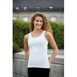 Ærmeløs T-Shirt - Dame